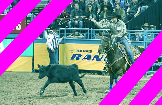 What is National Finals Rodeo