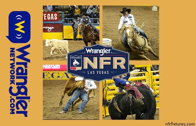 Watch NFR 2019 on Wrangler Network
