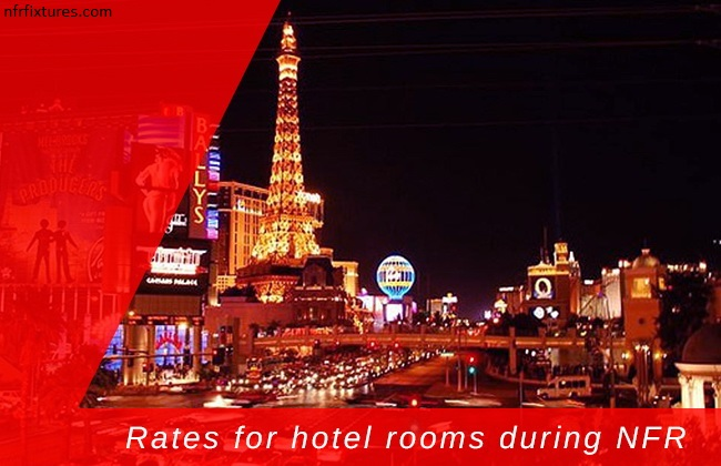 Wrangler NFR: Book your Hotel Rooms and rates details